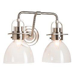 Castleton Domed Vanity Light