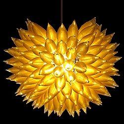 Goldfinger Pendant Light