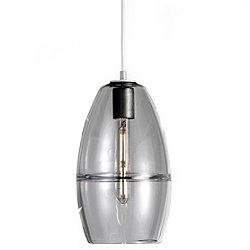 Halo Cone Pendant Light