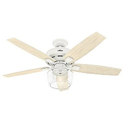 Bennett Ceiling Fan with Light