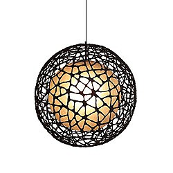 C-U C-ME Medium Round Pendant Light