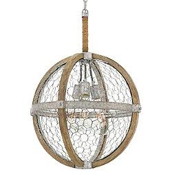 Heywood Globe Pendant Light