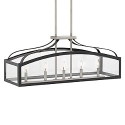 Clarendon Linear Suspension Light