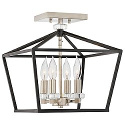 Stinson Semi-Flush Mount Ceiling Light