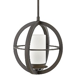 Compass Outdoor Pendant Light