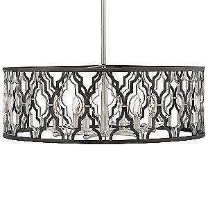 Portico Drum Pendant Light by Hinkley Lighting