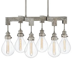 Denton 3268/9 Linear Suspension Light