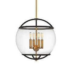 Calvin Medium Orb Pendant Light