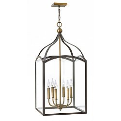 Clarendon 3414 Single Tier Chandelier