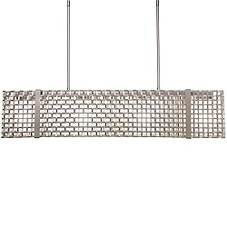 Tweed Linear Suspension Light