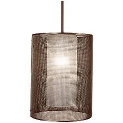Uptown Mesh Oversized Pendant Light