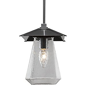 Beacon Outdoor Pendant Light with Cap by Hammerton Studio