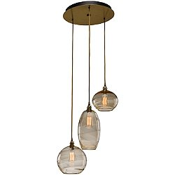 Misto Round Multi Light Pendant Light