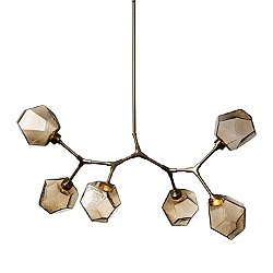 Gem Modern Branch LED Chandelier