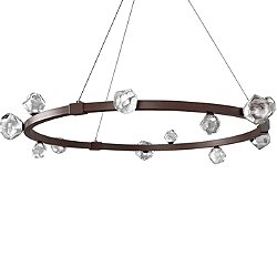 Stella LED Ring Chandelier