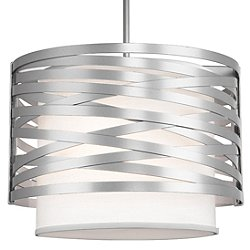 Tempest Drum Pendant Light with Shade