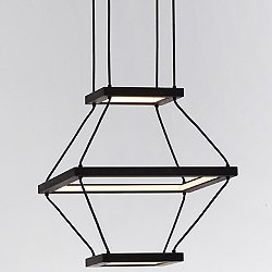Lantern LED Pendant Light