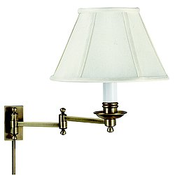 Library Swingarm Wall Sconce