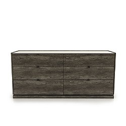 CLOE 6 Drawer Dresser