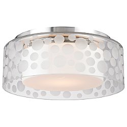 Carter LED Semi-Flush Mount Ceiling Light