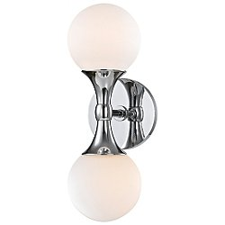 Astoria 2 Light Wall Sconce