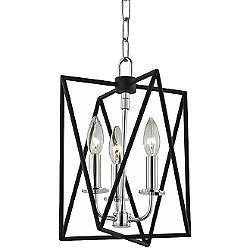 Laszlo 3 Light Pendant Light