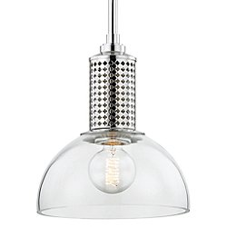 Halcyon 1 Light Pendant Light