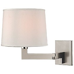 Fairport 5941 Wall Sconce (Polished Nickel) - OPEN BOX