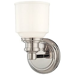 Windham Wall Sconce (Polished Nickel) - OPEN BOX RETURN
