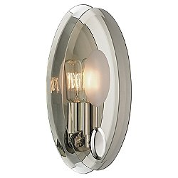 Galway Wall Sconce (Polished Nickel) - OPEN BOX RETURN