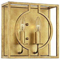 Octavio Two Light Wall Sconce