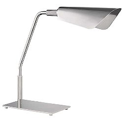 Bowery LED Table Lamp with Metal Shade
