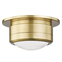 Greenport LED Flush Mount Ceiling Light/Wall Sconce