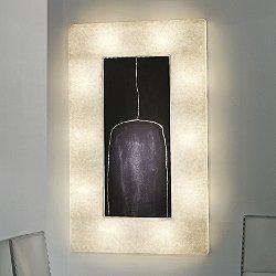 Lunar Bottle 2 Wall Sconce