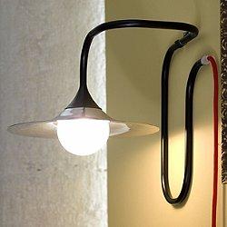 Turbaya Table/Wall Lamp