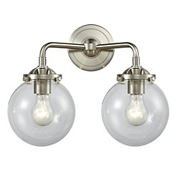 Boyer 2-Light Vanity Light