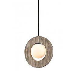 Oliver Circular Pendant Light