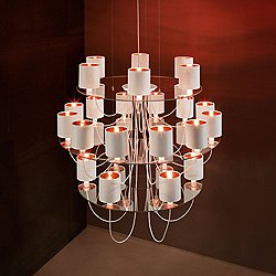 Silhouette SO 3-Tier Chandelier