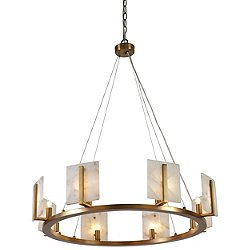 Halo 8-Light Chandelier