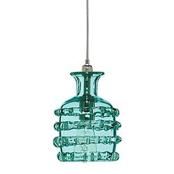 Small Ribbon Pendant Light