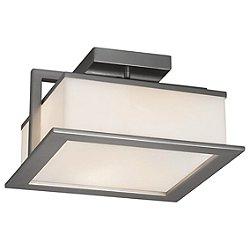 Fusion Laguna LED Outdoor Flush Mount Ceiling Light