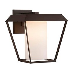 Fusion Patina 15-Inch Outdoor Wall Sconce