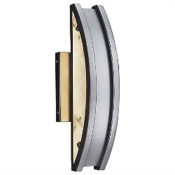 LumenAria Cardiff 14 Inch LED ADA Outdoor Wall Sconce