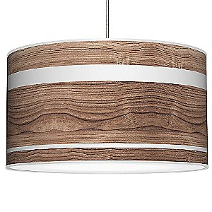 Band Pendant Light by jefdesigns
