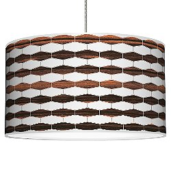Weave 3 Pendant Light