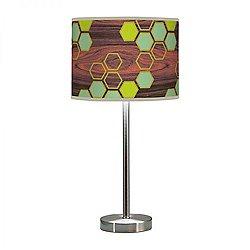 Hex Hudson Table Lamp
