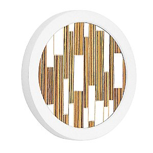 Tile 1 Port LED Wall Sconce by jefdesigns