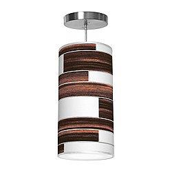 Tile 3 Column Pendant Light