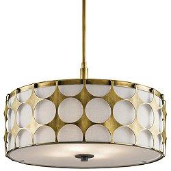 Charles 4 Light Pendant Light