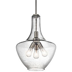 Everly 42190 3 Light Pendant Light